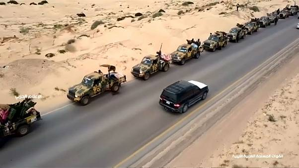 لیبی؛ نظامیان وفادار به خلیفه حفتر در «تدارک تصرف طرابلس»