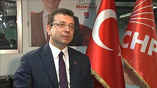 "Intervista di Euronews a Ekrem Imamoglu: ""Governerò bene Istanbul"""