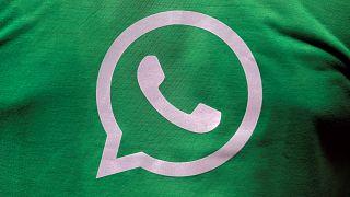 شعار تطبيق واتساب