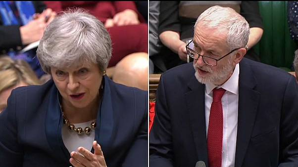 """Brexit""-Drama: Die Stunde des Jeremy Corbyn"