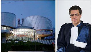 Ο Έλληνας Πρόεδρος του Ευρωπαϊκού Δικαστηρίου Ανθρωπίνων Δικαιωμάτων στο euronews
