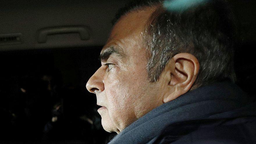Carlos Ghosn de nouveau arrêté à Tokyo, la justice nippone ne le lâche pas