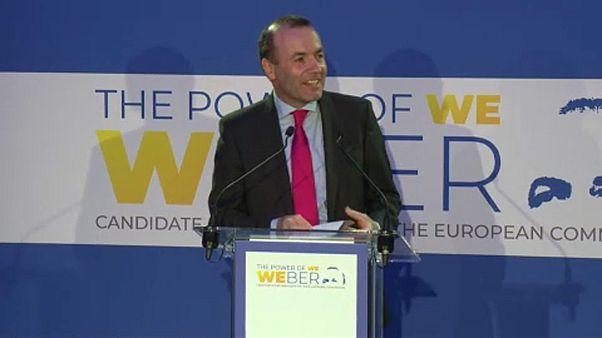 Erős Európát akar Manfred Weber