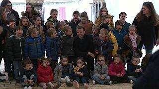 Grand débat : Macron en Corse pour la dernière étape