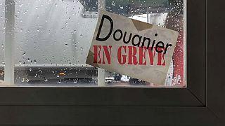 #EURoadTrip En Ruta a las Europeas - Día 12: Le Boulou, aduaneros en huelga