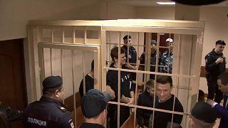 Кокорину и Мамаеву продлен срок ареста