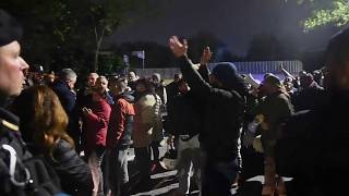 Violent protest against Roma families in Italy triggers investigation