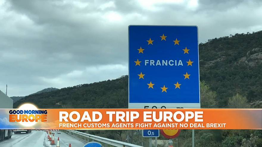 Road Trip Europe Day 14: 'This really is the last straw'