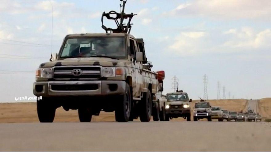شهر غریان در یکصد کیلومتری پایتخت به تصرف ارتش ملی لیبی درآمد
