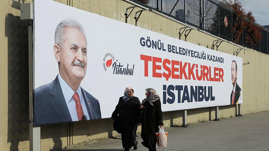 İlçe belediyelerinde İstanbul nüfusunun yüzde 62'sini AK Parti yönetecek