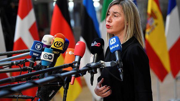 La UE condena el levantamiento de inmunidad de Guaidó