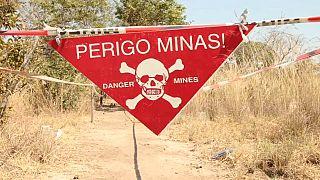L'Angola face au défi du déminage