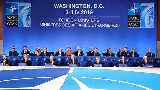 Главы МИД НАТО обсудили судьбу ДРСМД