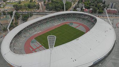 Minsk gears up for European Games