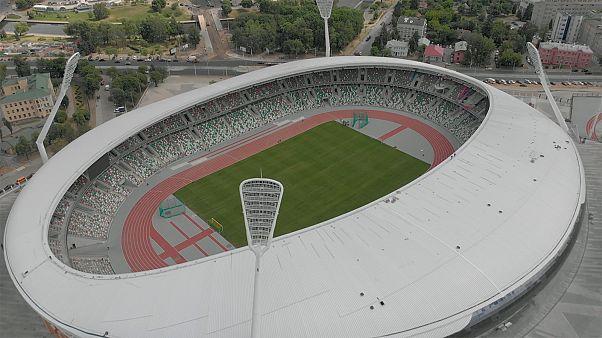 Minsk se prepara para acoger los segundos Juegos Europeos