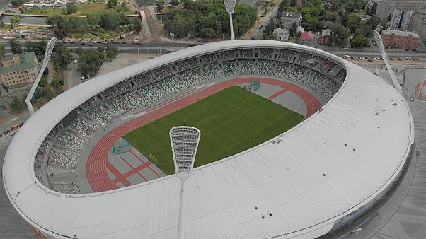 Minsk prepara os Jogos Europeus a pensar no futuro da cidade