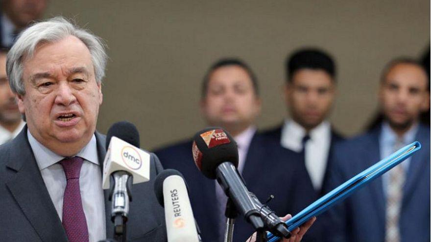 الأمم المتحدة تحذر من خطر المواجهة في ليبيا