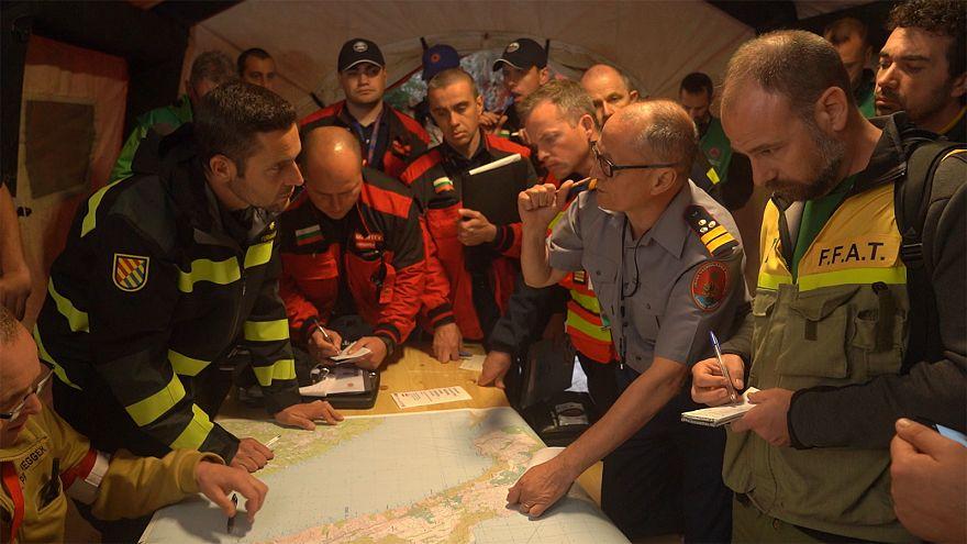Η Ευρώπη ενισχύει την δασοπυρόσβεση για να αντιμετωπίσει τις πυρκαγιές