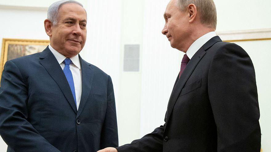 Rusya lideri Putin kaybolan İsrailli askerin 37 yıl sonra bulunduğunu açıkladı