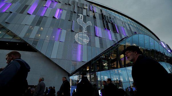 Londra: inaugurato il nuovo stadio del Tottenham
