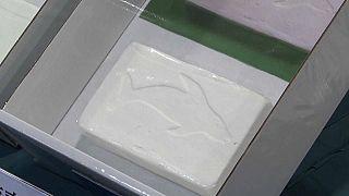 كميات الكوكايين المحجوزة في الصين