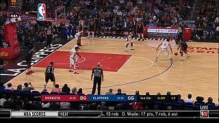Rockets y Raptors muestran su potencial de cara a los playoff