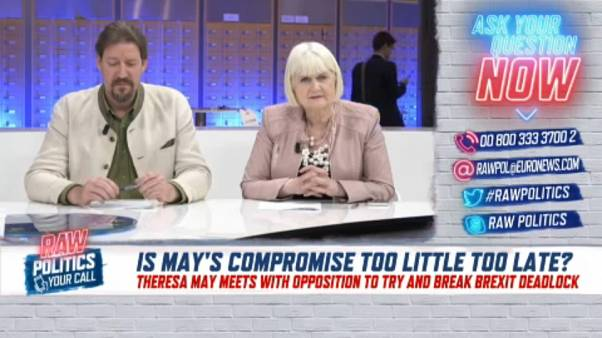 Your Call in full: is Theresa May's compromise too little too late?