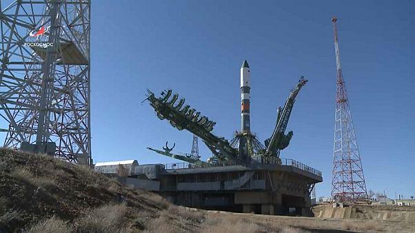 ISS-Nachschub: Progress-72-Transporter hebt pünktlich ab
