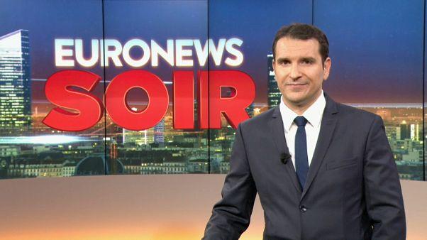 Euronews Soir : l'actualité du 4 avril