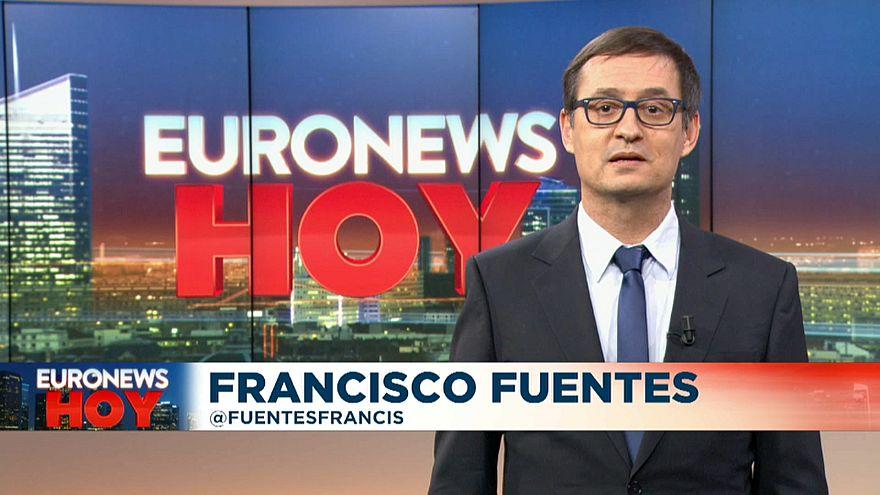 Euronews Hoy   Las noticias del jueves 4 de abril de 2019