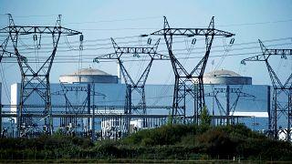 Fransa'daki Blayais nükleer santrali