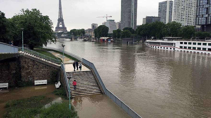 Climate extremes have cost Europe nearly half a trillion euros since 1980