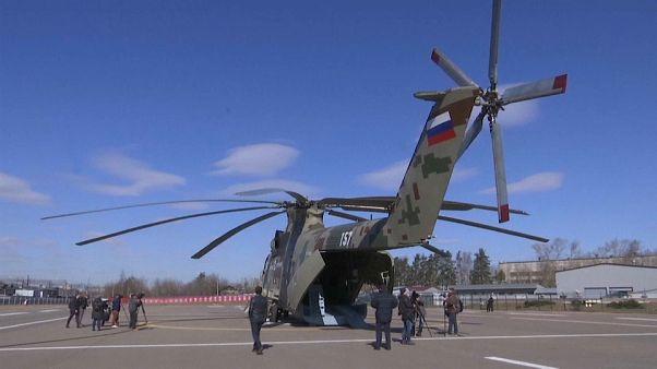 Venezuela quiere fortalecer su cooperación militar con Rusia