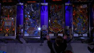 The museum is home to 100 machines which visitors can play