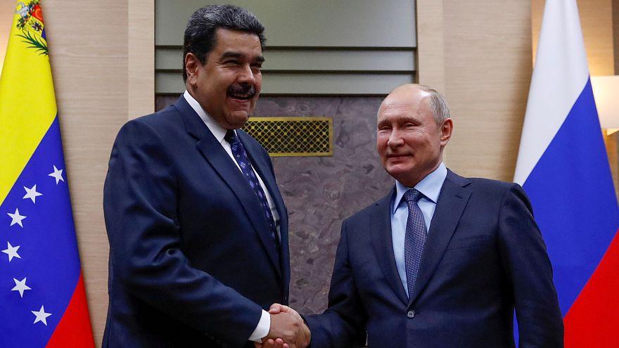 ونزوئلا: راه برای ورود نیروهای روس بیشتر باز است
