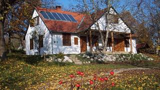 Inside Hungary's first eco-village of Gyűrűfű