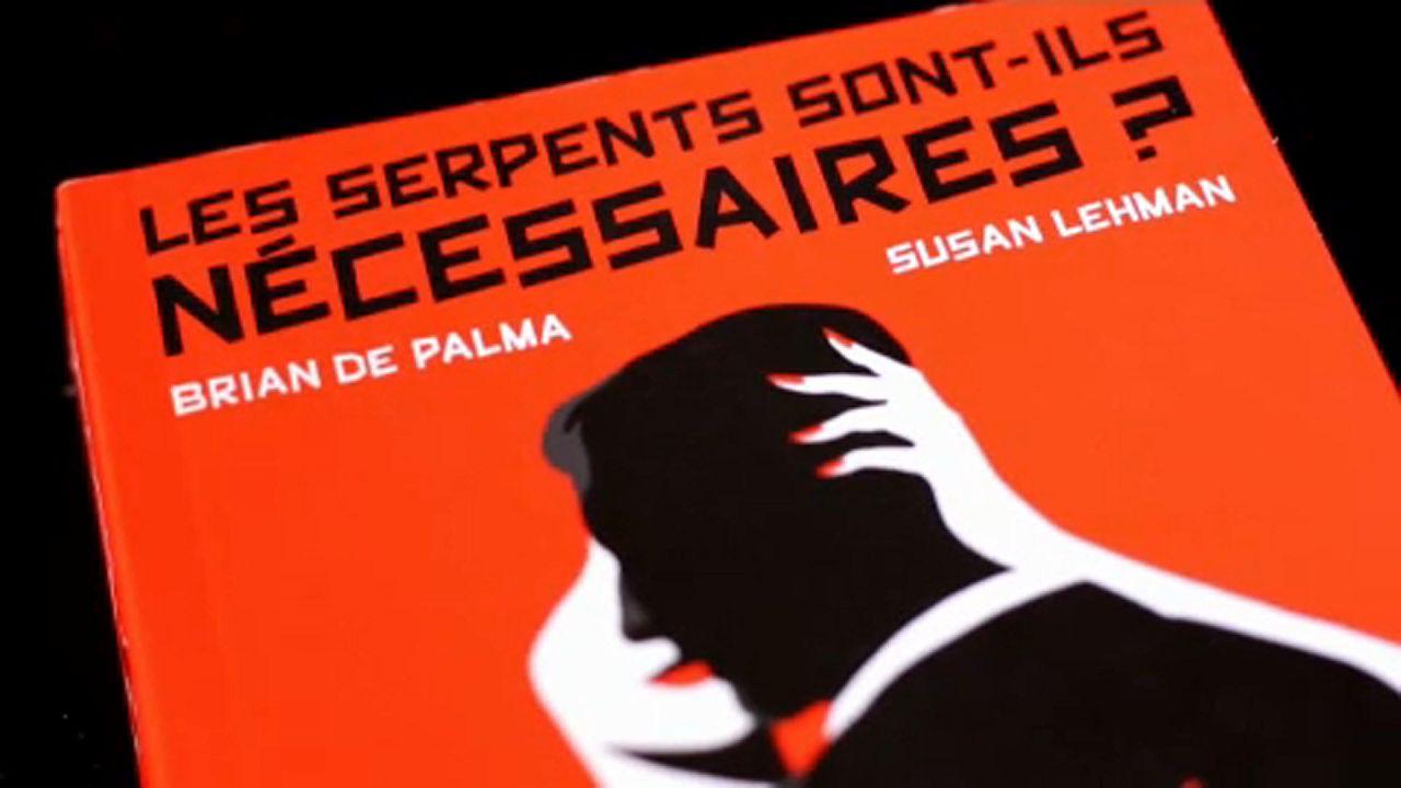 Megjelent Brian De Palma első regénye