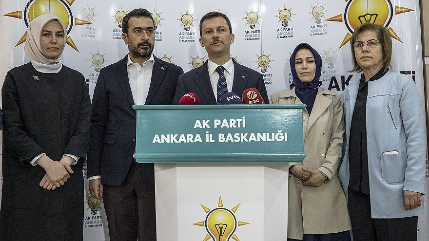 AK Parti: Ankara'daki oy artışı beklentilerimizi karşılamadı, yeniden itiraz edeceğiz