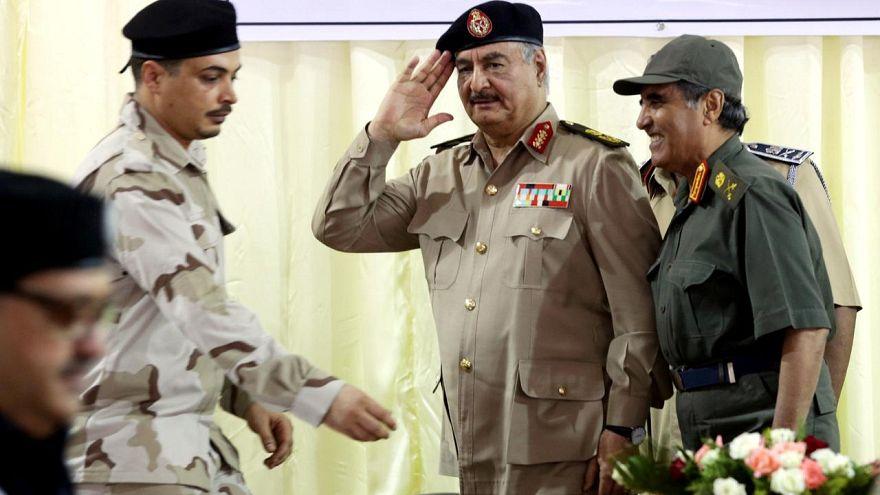 Libya'da General Hafter, Trablus'u ele geçirmek için saldırı emri verdi