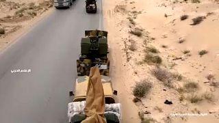 Libia, le truppe di Haftar avanzano verso Tripoli