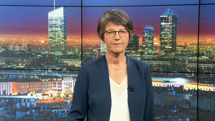 Euronews am Abend vom 4.4.: Brexit, Carlos Ghosn und der Popcornstrand