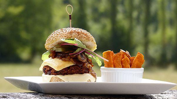 Fancy a veggie disc? MEPs back burger ban for plant-based foods