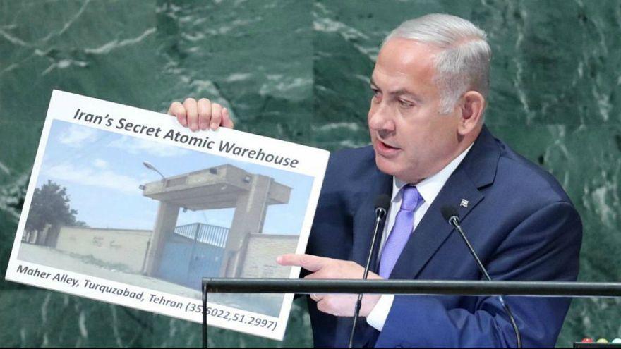 آژانس بین المللی انرژی اتمی انبار سری مورد ادعای نتانیاهو را بازرسی کرد
