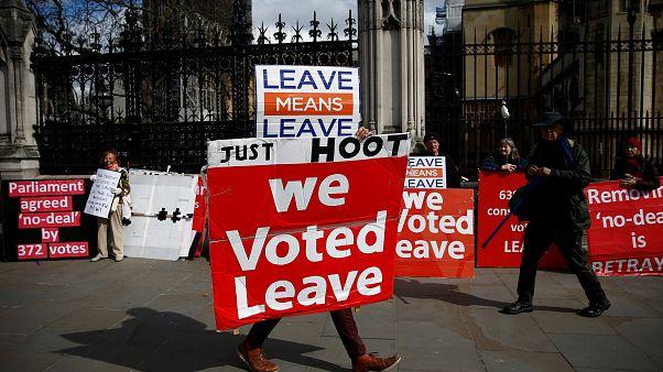 Tag 3: Regierung und Opposition diskutieren alternatives Brexit-Abkommen