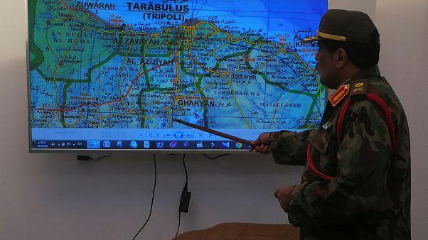 Έτοιμος να προελάσει ο Λιβυκός Εθνικός Στρατός