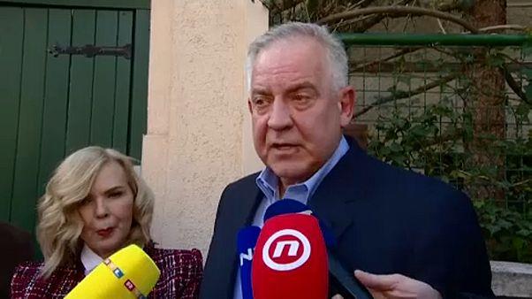 Már a börtönben ül a volt horvát kormányfő
