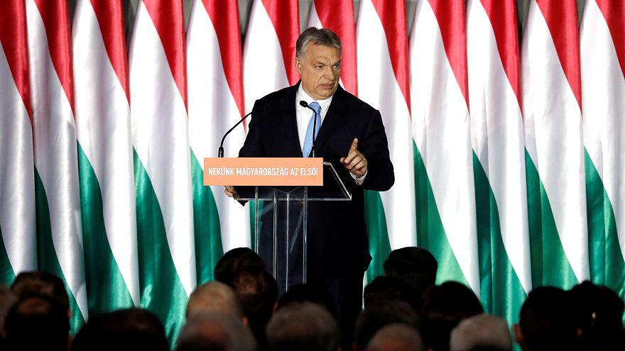 Europee 2019: Orbán lancia la campagna elettorale di Fidesz