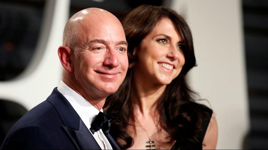 طلاق ۳۶ میلیارد دلاری؛ جف بزوس کنترل خود بر آمازون را حفظ کرد
