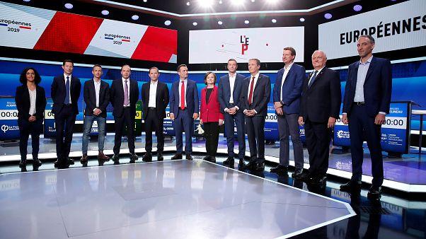 1er débat des élections européennes en France : pas de quoi donner envie