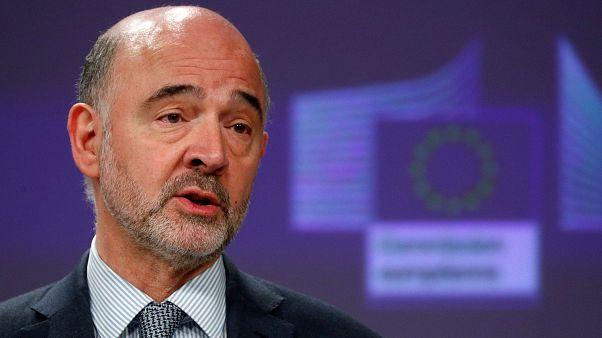 Μοσκοβισί: Μεγάλη η πρόοδος της Ελλάδας από το τελευταίο Eurogroup